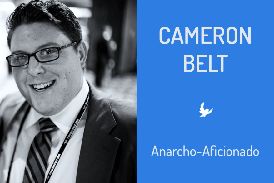 Meet Liberty.me: Cameron Belt, Our Anarcho-Aficionado