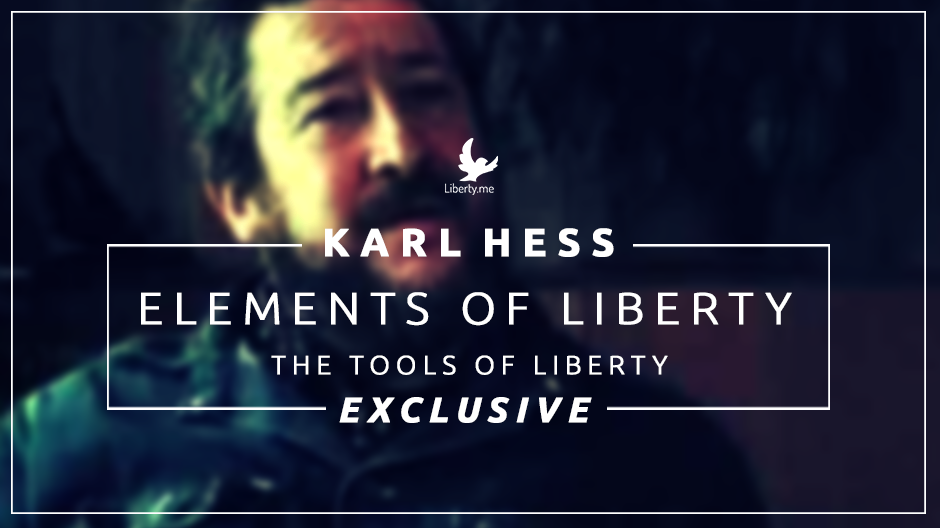Karl Hess on Elements of Liberty, Tools of Liberty (Part 2 of 5)