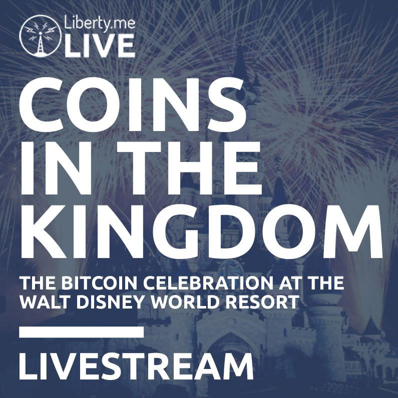 Livestreaming from Coins in the Kingdom!